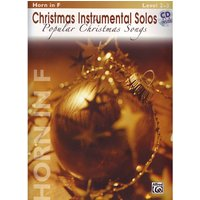 Alfred KDM Christmas Instrumental Solos Play-Along
