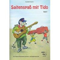 Fingerprint Saitenspaß mit Tido Bd.2 Kinderbuch