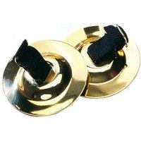 Sonor Brass Finger Cymbals Pair Zimbel