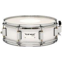 """Gewa Marching Snare Drum 14"""" x 5"""" White Kleine Trommel"""
