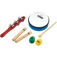 Nino Small 7 Pcs. Percussion Set 3 Percussionset