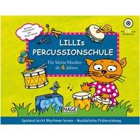 Hage Lillis Percussionschule Kinderbuch