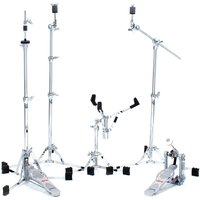 Ludwig Atlas Classic Flat Base Hardware-Set