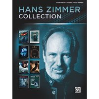 Alfred KDM Hans Zimmer Collection - for piano solo Songbook