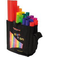 Boomwhackers Basic School Set BW Set 4 Boomwhackers