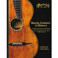 Hal Leonard Martin Guitars: A History Monografie