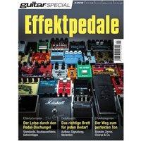 Vintage Effektpedale Guitar Special Monografie
