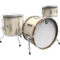 """British Drum Co. British Drum Co. Lounge 20"""" Wiltshire White"""