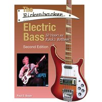 Hal Leonard The Rickenbacker Electric Bass - Second Edition Monografie