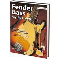PPVMedien Fender Bass Mythos & Technik Monografie