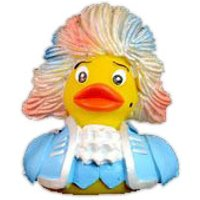 Bosworth Rubber Duck Amadeus Blue Figur