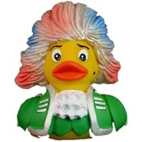 Bosworth Rubber Duck Amadeus Green Figur