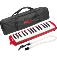 Stagg Melodica 32 red Melodica