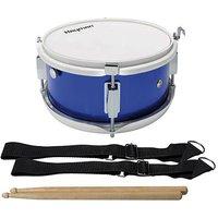 """Hayman 10"""" Blue Junior Marching Snaredrum Kleine Trommel"""