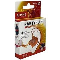 Alpine PartyPlug Earplugs transparent Gehörschutz