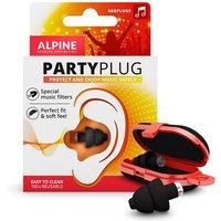 Alpine PartyPlug Earplugs black Gehörschutz