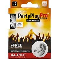 Alpine PartyPlugPro Earplugs natural Gehörschutz