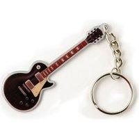Rockbites Les Paul schwarz Schlüsselanhänger