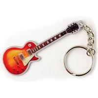 Rockbites Les Paul sunburst Schlüsselanhänger