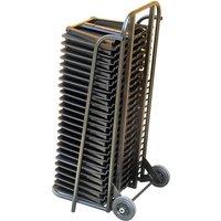 Ratstands Trolley für Jazz Orchester Notenpult Transportwagen