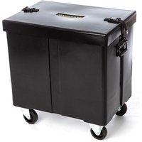 """Hardcase Traps 22"""" Hardware Case with Wheels Hardwarecase"""