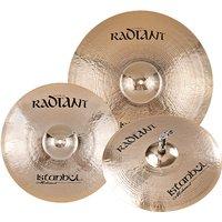 Istanbul Mehmet Radiant Medium Cymbal Set Becken-Set