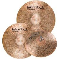 Istanbul Mehmet Legend Dark Cymbal Set Becken-Set