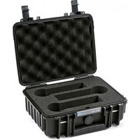 B&W International ProAudio 1000/B/3MC Transportcase