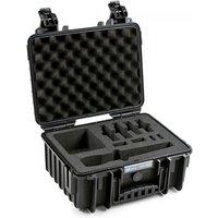 B&W International ProAudio 3000/B/SHAVX Transportcase