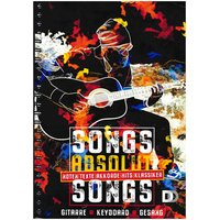 3D-Verlag Songs Absolut Songs Songbook
