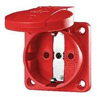 Mennekes Schukoeinbausteckdose red 1,5 - 2,5 mm² Netzstecker
