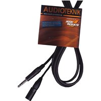 AudioTeknik GSM 1,5 m black Audiokabel
