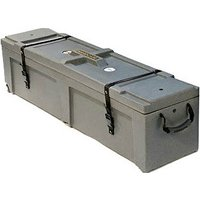 "Hardcase 48"" Medium Hardware Case Granite Hardwarecase"