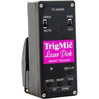 TrigMic Bass Drum Smart Laser Trigger Pickup E-Drum-Trigger