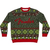 Fender Ugly Christmas Sweater L Sweatshirt