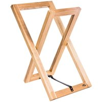 Afroton ABST436 medium Gongdrum Stand Percussion-Ständer