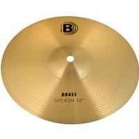 """Bounce Brass 10"""" Splash Splash-Becken"""