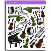 AIM Gifts Keyboard/Instruments Stickers Aufkleber
