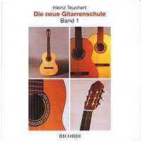 Ricordi Die neue Gitarrenschule Bd. 1 - CD CD
