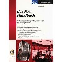 Carstensen Das PA Handbuch Technisches Buch