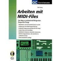 Carstensen Arbeiten mit Midi Files Technisches Buch