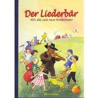 Bärenreiter Der Liederbär Kinderbuch
