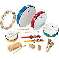 Nino Percussion Assortment 12 Pcs. Percussionset