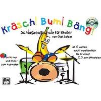 Alfred KDM Kräsch! Bum! Bäng! Kinderbuch