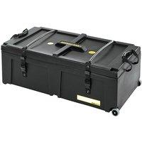 Hardcase Extra Wide Hardware Case with Wheels Hardwarecase
