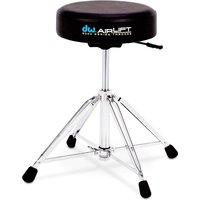DW 9000 Series Heavy Duty 4-Leg Air Lift Drum Throne Round Top