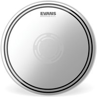 "Evans Edge Control Coated 10"" Reverse Dot Snare Head Snare-Drum-Fell"