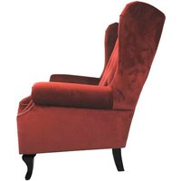 Tarsha Wingback Chair