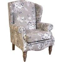 Prima Wingback Chair