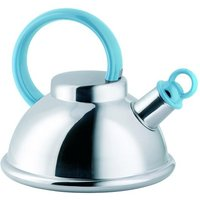 Orion i 2L Stainless Steel Whistling Stove Top Kettle